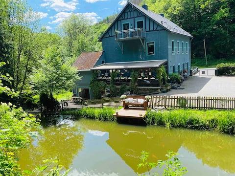 Ommelsbacher Mühle/ Naturpark Rhein-Westerwald