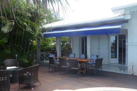 Villa de charme à L'Etang Salé, Réunion - 獨棟