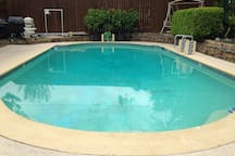 Clean Cozy 2 BR + 3rd? Pool & Hot Tub  on property