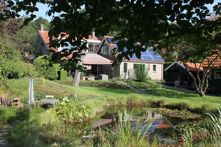 Vakantiewoning Frederiksoord near Giethoorn - Frederiksoord - Bungalow