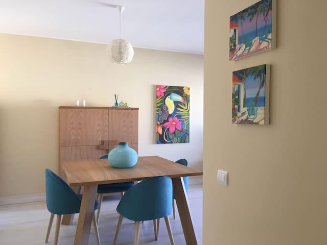 confortável apartamento