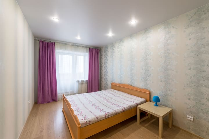 2-х комнатная квартира в Архангельске в новом доме