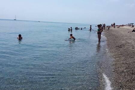Costa Ionica, app. presso Soverato - Isca Marina