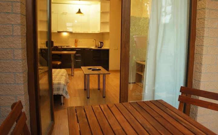 Buba's Apartment