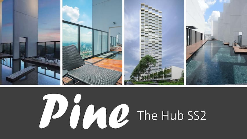 Centre of PJ -The Pine 100Mbps WiFi