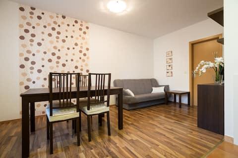 TERRA (apartmán s 1 spálňou, Koper centrum)