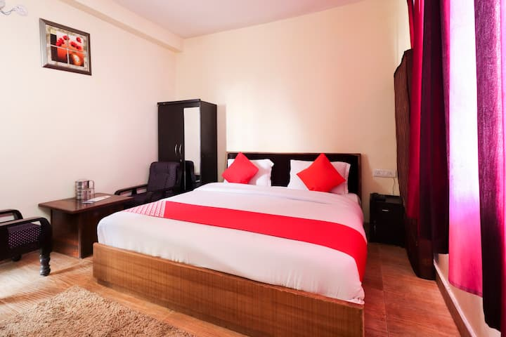 Deluxe Room in Dhanaulti with Balcony 202