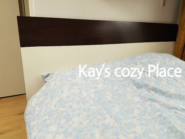 Kay's cozy place #409 - Near Pohang Cruise - Nam-gu, Pohang - Appartement