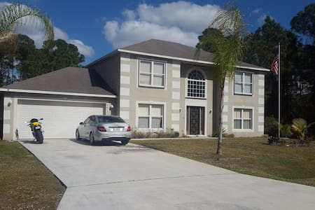 Beautiful 2 story home 3 room 2rent - Port St. Lucie - Huis