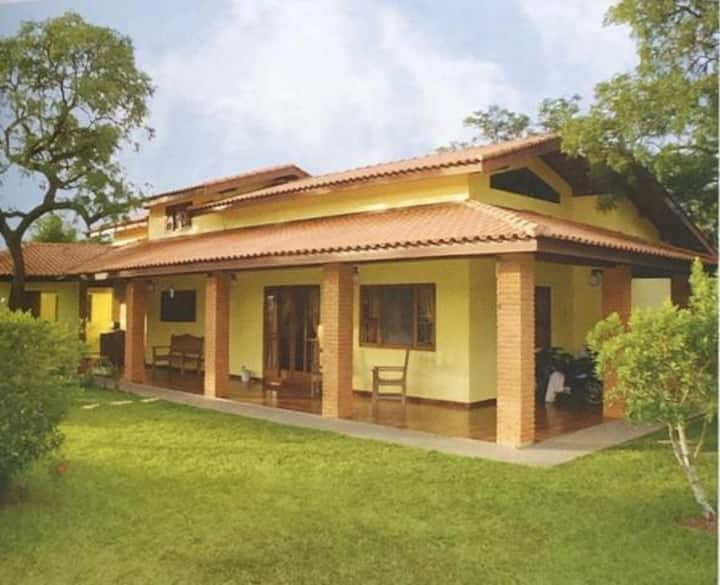 Casa com piscina Riviera de Santa Cristina XIII