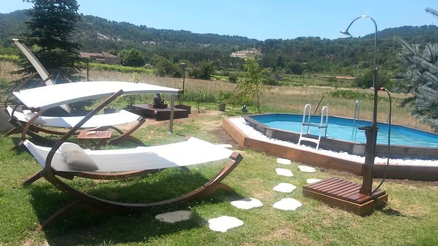 location en Provence - Mormoiron