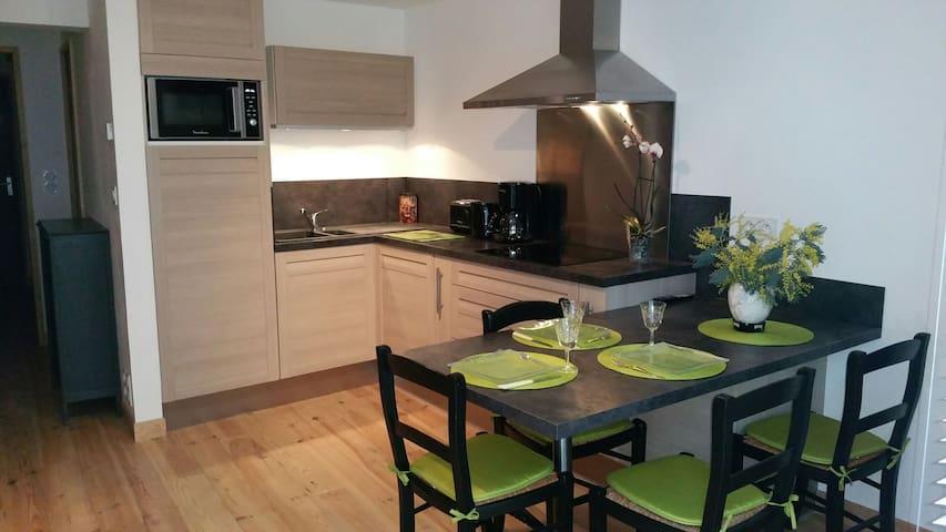 T2 RDC 35m² - Bagnères-de-Bigorre - Apartament