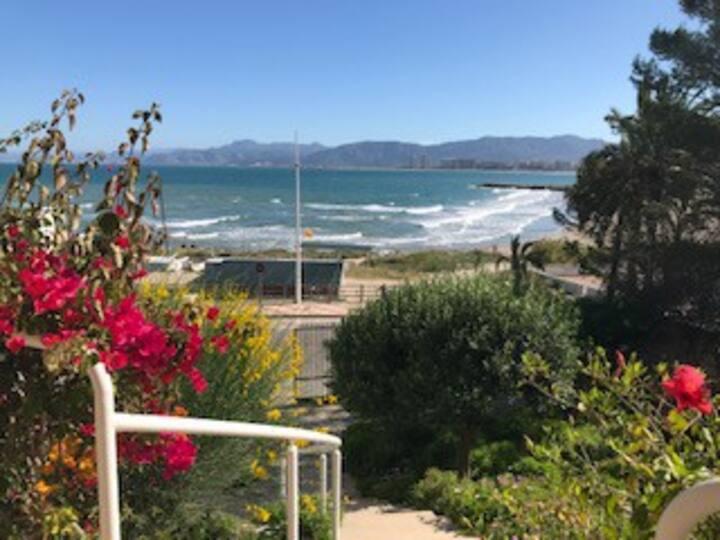 Magnifique Villa face à la plage
