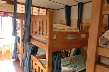 Mixed Dorm Room (A)