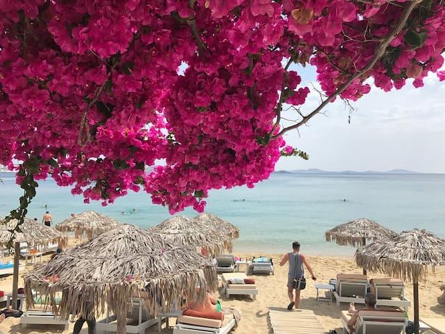 Ipanema No1 near in the Mykonos Town/Beach