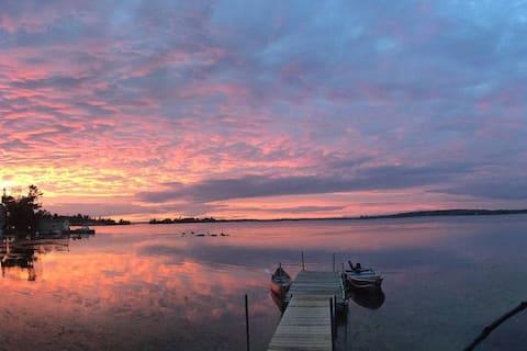 NEW LISTING! 1000 Islands Cabin in Chippewa Bay