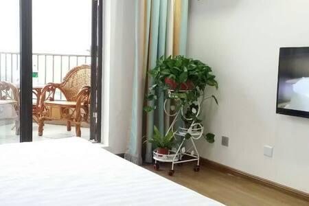 东戴河时间海一线海景公寓 - Qinhuangdao - Apartament