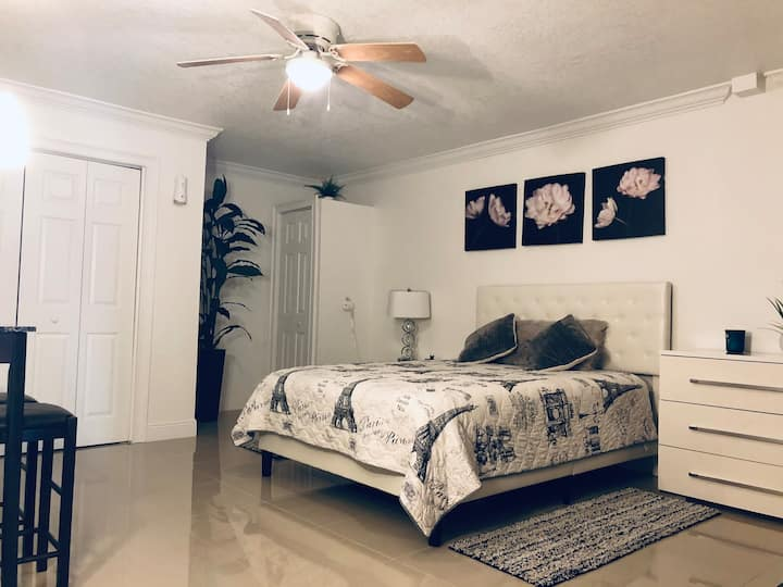 Lovely Apartment, near Tampa Airport