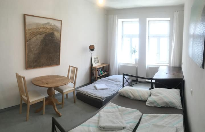 Cozy accommodation, close to the city center!