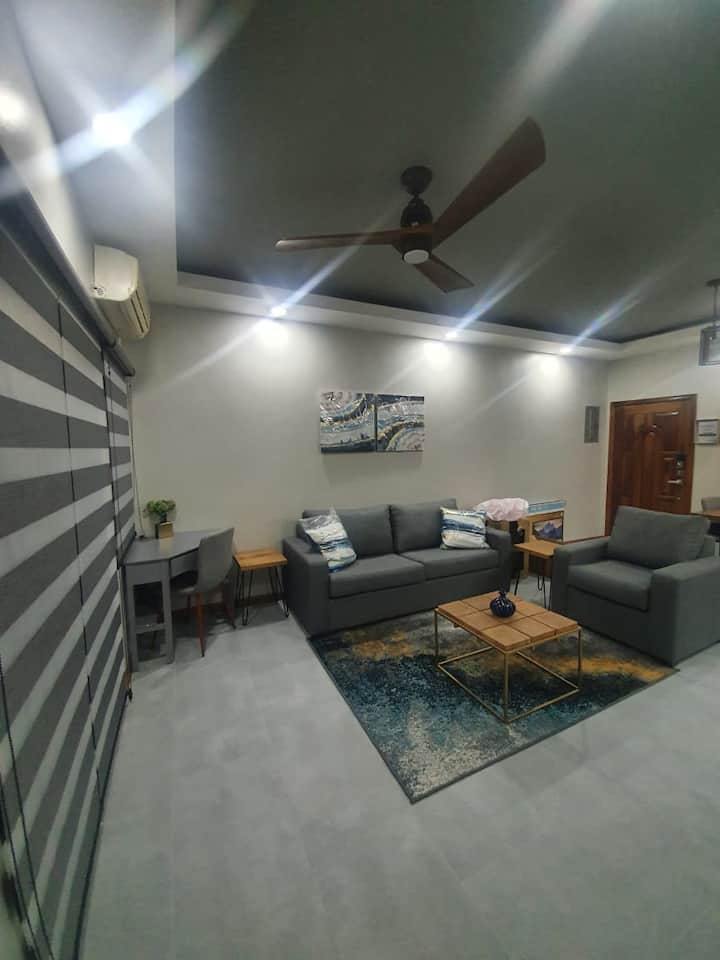 Newly renovated! Modern 1 Bedroom Apt with 2 beds