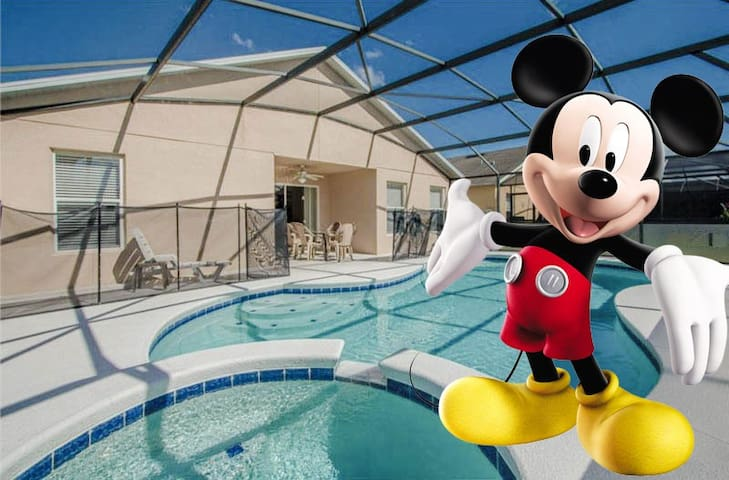 Awesome Disney Vacation Rental - Davenport - House