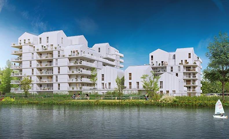Appartement neuf Bordeaux Lac - Bordeaux - Lägenhet