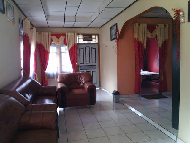 Keisha Homestay Belitung - Tanjung Pandan - Domek gościnny