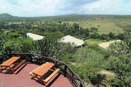 Kika Lodge Single Cottage - Gilgil