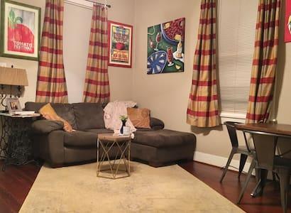 Spanish Town Shotgun 1 Bedroom - Baton Rouge - Rumah