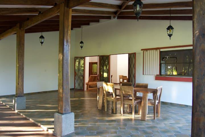 Casa las Americas, Aire Fresco - Liberia - House