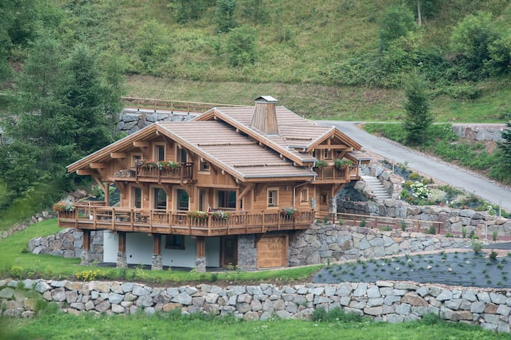 High standard Chalet La Noliere, La Bresse, Vosges - La Bresse - Chatka w górach