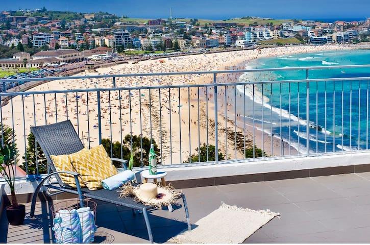 The Cabana-stylish 1 B/R apt sleeps 4 -Bondi Beach