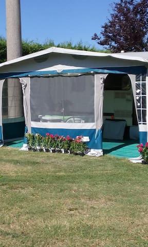 Casette Mobili immerse nel verde - Comacchio - Lakókocsi/lakóautó