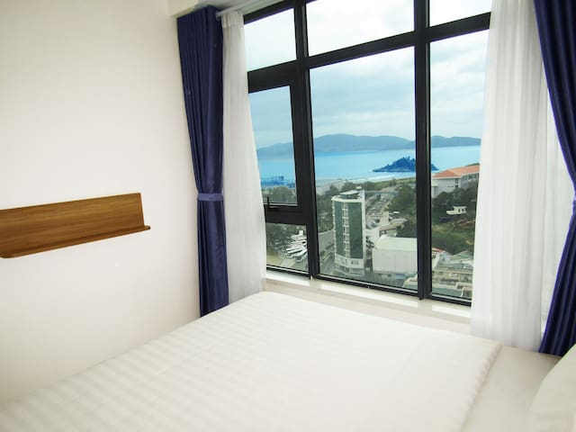 SOHO APARTMENTS (20) - 2 BEDROOMS WITH SEAVIEW