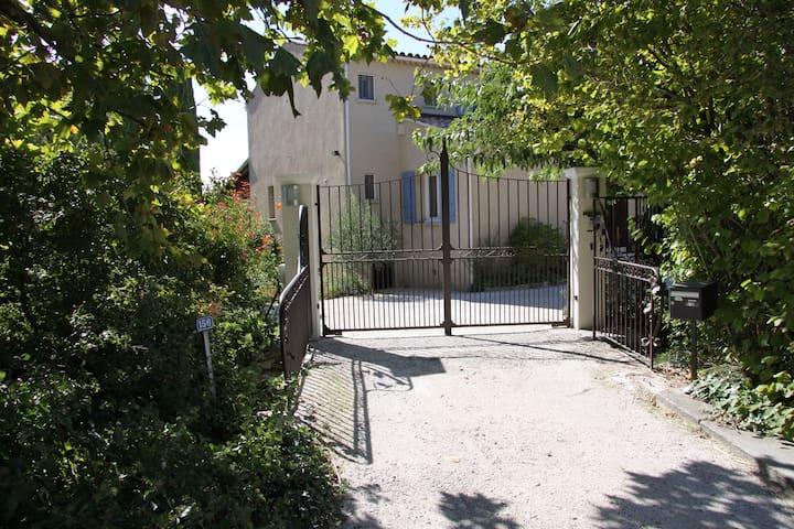 Le Gîte de Marie - Velleron - Andet
