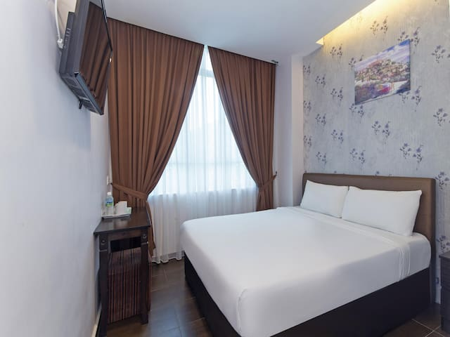 Deluxe Palazzo Double in Johor Bahru - Flash Deal!