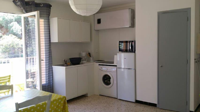 Appartement saisonnier, Presqu'île de Giens - Hyères