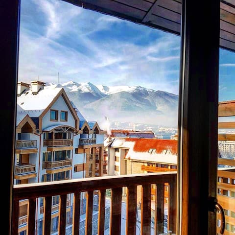 NOEL SPA APARTMENT at ROYAL PARK, Bansko