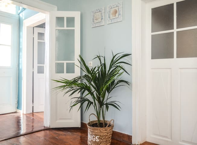 Entry at the Living Room