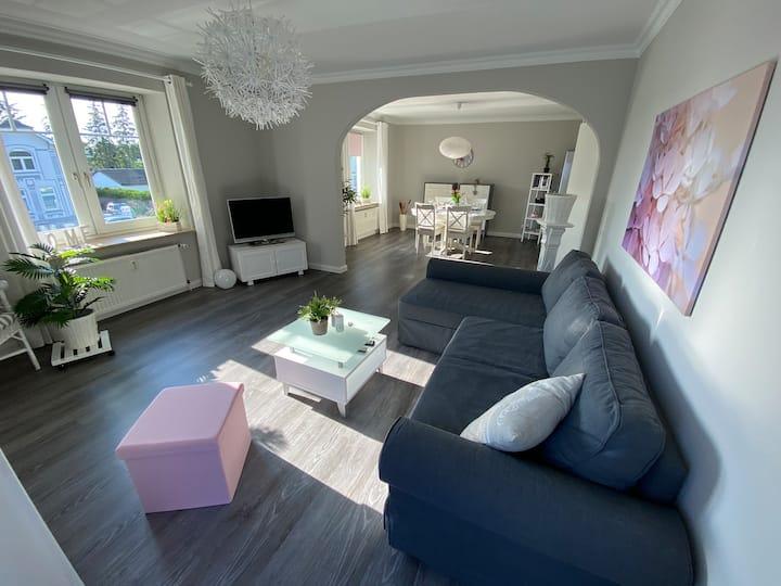 Hygge 50 - Schöne Wohnung am Stadtrand von Hamburg