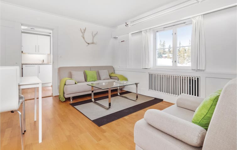 Holiday apartment with 1 bedroom on 42m² in Lillehammer