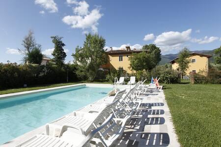 villa with pool near Florence - Pian di Scò - 公寓
