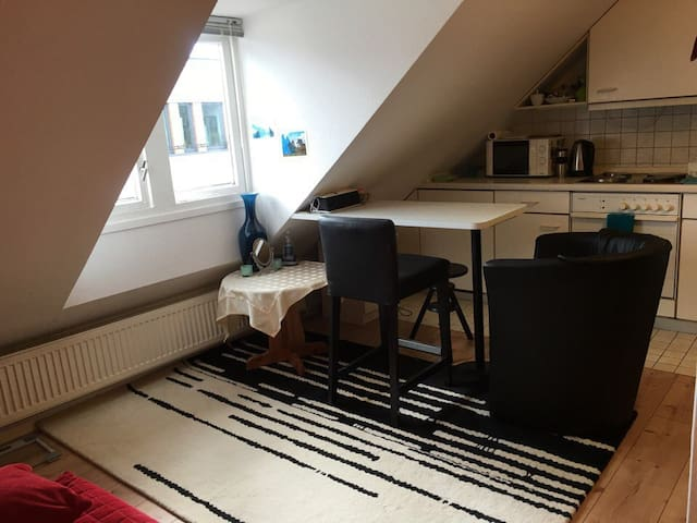 Comfortable Apartment in Hamburg - Hamburg - Pis