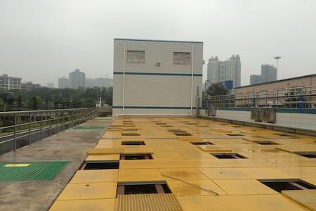 2014年8月裝修完成  可看江景   有門禁  147平方 - 株洲 - Rumah