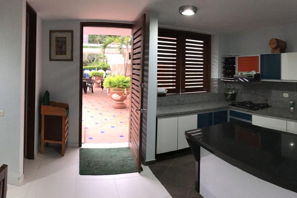 comedor , cocina.. planta1