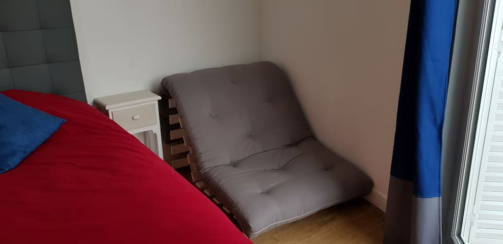 lit futon 1 personne