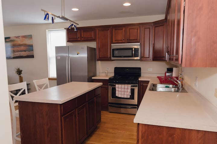 Affordable apartment near University of Chicago