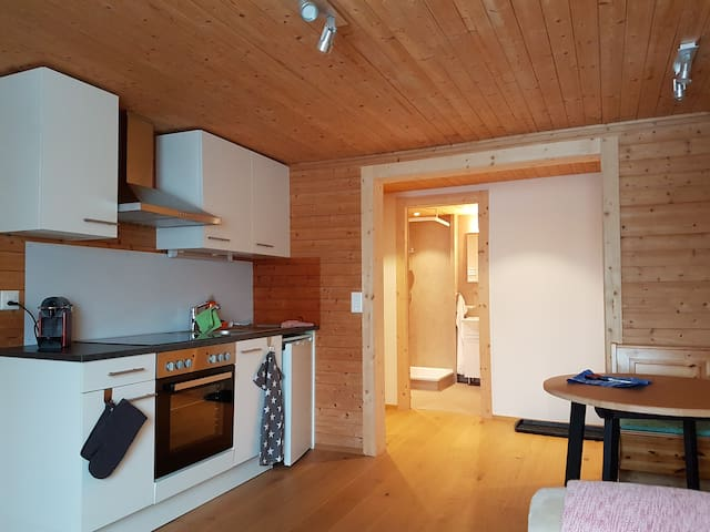 Schöne 2.5 Zimmerwohnung in St. Peter-Pagig, Arosa