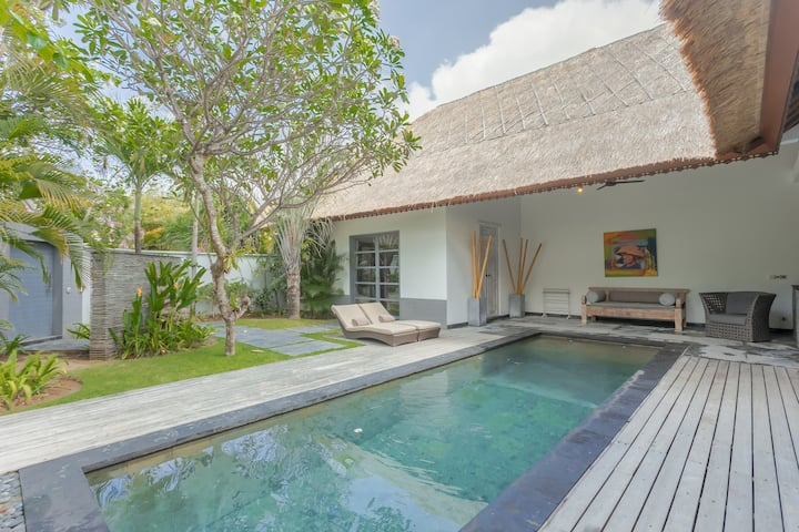 2 Bedroom Villa with private pool & garden