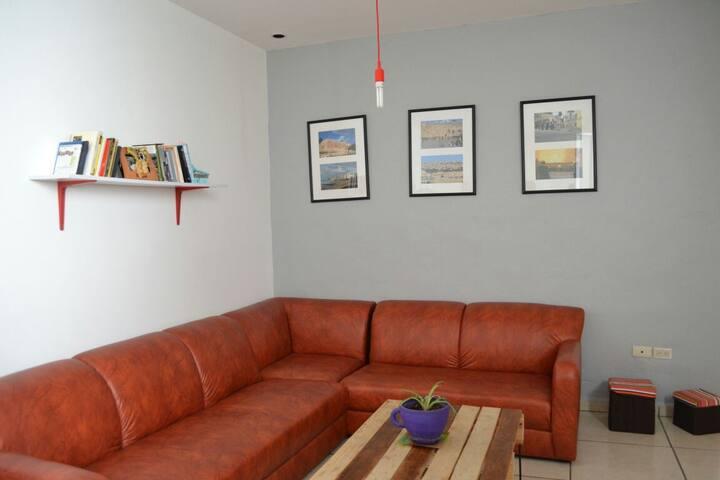 Departamento perfecto para FNSM Aguascalientes - Aguascalientes - Apartament